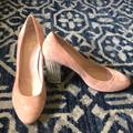 Kate Spade Shoes   Kate Spade Heels   Color: Pink/Silver   Size: 9.5