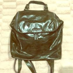 Michael Kors Bags   Mk Olive Green Backpack   Color: Green   Size: Os