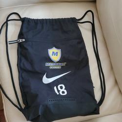 Nike Bags   Madonna Soccer Nike Backpack   Color: Black   Size: Os