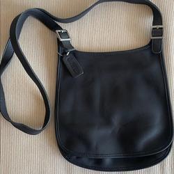 Coach Bags   Grey Coach Flap Over Bag   Color: Gray   Size: 9.5 X 10