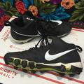 Nike Shoes | Nike Fastflex Shoes Sports Cleats Running | Color: Black/White | Size: 13