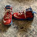 Nike Shoes | Lebron James Nike Shoes | Color: Blue/Red | Size: 1bb