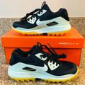 Nike Shoes   New Nike Air Max 90 It Golf Shoes Womens 5   Color: Blue   Size: 5