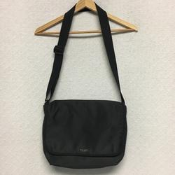 Kate Spade Bags | Kate Spade Messenger Bag | Color: Black | Size: 14x9x5