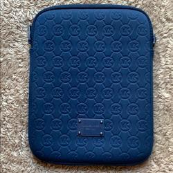 Michael Kors Bags | Mk Tablet Case | Color: Blue | Size: Os
