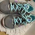 Nike Shoes   Grey And Blue Nike Fit Running Shoes   Color: Blue/Gray   Size: 8.5