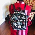 Kate Spade Bags | Nwt Kate Spade Botanical Garden Bradley Backpack | Color: Black/Green | Size: Os