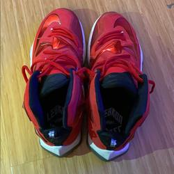 Nike Shoes | Nike Lebron Mens Basketball Xiii Shoes | Color: Red | Size: 11