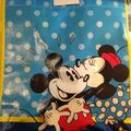 Disney Bags | Disney'S Mickey Mouse Legacy Reusable Tote Bag | Color: Blue/Yellow | Size: Os