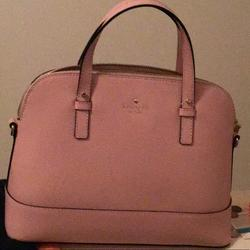 Kate Spade Bags   Kate Spade Satchel Without Long Handle   Color: Pink   Size: Os
