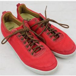Adidas Shoes | Men'S Adidas Ransom Casual Shoes Red Size 8.5 | Color: Red | Size: 8.5