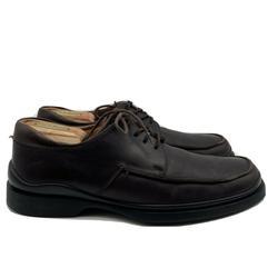Coach Shoes   Coach Garrison Mens Apron Toe Derby Shoes 10d   Color: Brown   Size: 10