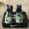 Nike Shoes | Lebron Xiii As | Color: Black/Green | Size: 5bb