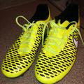 Nike Shoes   Nike Soccer Shoes   Color: Yellow   Size: 9