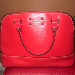 Kate Spade Bags   Kate Spade! Kate Spade   Color: Red   Size: Os