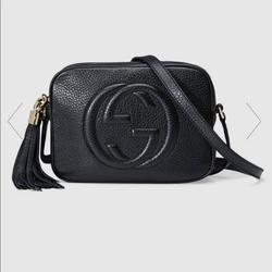 Gucci Bags   Gucci Sling Bag   Color: Black   Size: Os