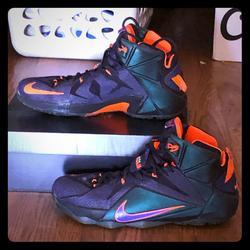 Nike Shoes | Lebron Shoes | Color: Black | Size: 14