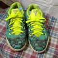 Nike Shoes | Nike Kobe Bryant Youth Shoes | Color: Green/Yellow | Size: 5b