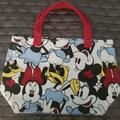 Disney Bags | Minnie Mouse Tote | Color: Red/White | Size: Os