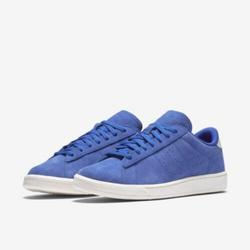 Nike Shoes   New Mens Nike Tennis Classic Suede Casual Shoes 10   Color: Blue/White   Size: 10