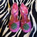 Disney Shoes | Girls Frozen Shoes | Color: Blue/Purple | Size: 13g