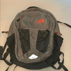 The North Face Bags | North Face Recon Backpack | Color: Gray/Pink | Size: Os