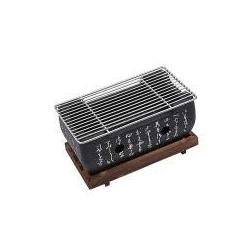 SHANSHAN Japanese BBQ Grill for Yakiniku, Japanese Barbecue Grill Portable Barbecue Stove Japanese Food Charcoal Stove/BBQ Plate Household Barbecue Tools Accessories