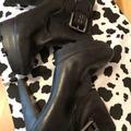 Coach Shoes   Coach Leather Boots   Color: Black   Size: 9