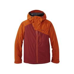 Outdoor Research Men's Apparel & Clothing Tungsten Jacket - Men's Madder/Umber Extra Large