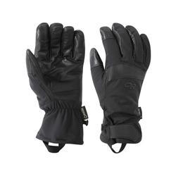 Outdoor Research Men's Accessories Outpost Sensor Gloves - Men's Black Large Model: 2667510001008