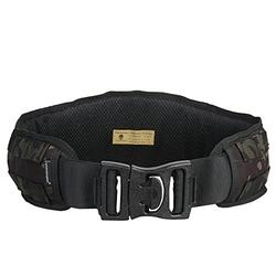 EMERSONGEAR Tactical Padded Patrol Molle Belt,Multi-Purpose Combat Waist Belts 1000D High Density Nylon for Airsoft Hunting Shooting Equipment Outdoor Sports (Multicam Black)