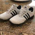 Adidas Shoes   Adidas Mens Powerband 3.0 Golf Shoes   Color: Black/White   Size: 9