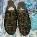 Adidas Shoes | Camo Print Adidas Sneakers | Color: Brown/Green | Size: 3g