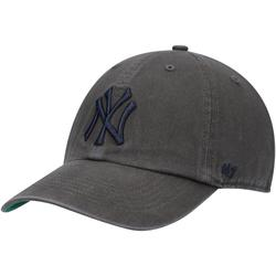 """""""Men's '47 Graphite New York Yankees Franchise Fitted Hat"""""""