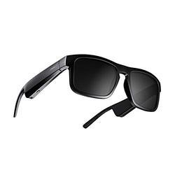 Bose Frames Tenor - Rectangular Polarized, Bluetooth Audio Sunglasses – Black