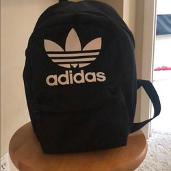 Adidas Bags   Adidas Mini Backpack   Color: Black   Size: Os