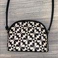 Kate Spade Bags | Kate Spade Hollie Clover Crossbody | Color: Black | Size: Os