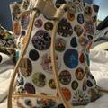Dooney & Bourke Bags | Dooney & Bourke Disney Retired Sling Backpack | Color: Red | Size: Os