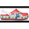 Crocs Flame Kids' Crocs Fun Lab Super Mario™ Lights Clog Shoes