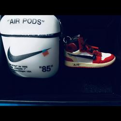 Nike Accessories   Airpod Case   Color: Red   Size: Os