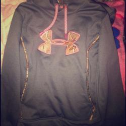 Under Armour Other   Hoodie   Color: Gray   Size: Medium