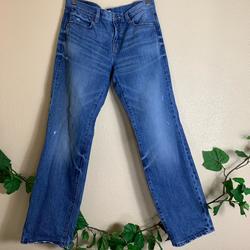 J. Crew Jeans | J Crew Blue Boyfriend Denim Jeans | Color: Blue | Size: 29