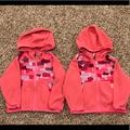 The North Face Jackets & Coats | Girls The North Face Fleece Jackets | Color: Pink/Purple | Size: 6-12mos
