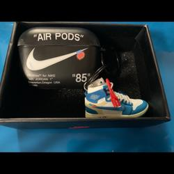 Nike Accessories | Airpod Case | Color: Blue | Size: Os