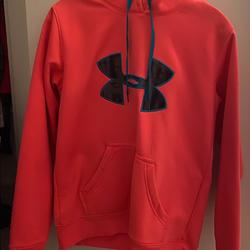 Under Armour Other | Hoodie | Color: Pink | Size: Small