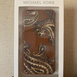 Michael Kors Accessories   Michael Kors Iphone 6 Plusiphone 6s Plus Case   Color: Brown/Tan   Size: Iphone 6 Plusiphone 6s Plus Case
