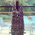 Victoria's Secret Swim | Coverup | Color: Black/White | Size: M