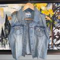 Levi's Jackets & Coats   Levis Denim Jean Vest Size Large   Color: Blue   Size: L