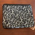 Coach Accessories | Coach Black And Grey Ipad Case | Color: Black/Gray | Size: 10.5x8.5
