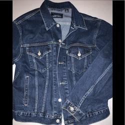 Levi's Jackets & Coats | Levi Denim Jean Jacket Size M | Color: Blue | Size: M